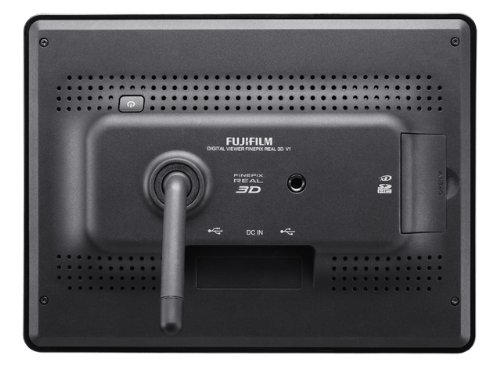 FujiFilm FinePix REAL 3D V1 Viewer - 2D/3D 8'' LCD Display by Fujifilm