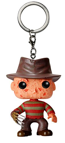 Funko POP Keychain: Horror - Freddy Kruger Toy Figure