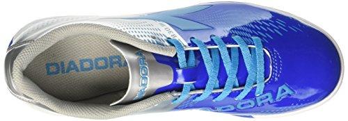 Argento azzurro Iii For 830 Joggesko Fotball Menns Diadora Blå Tf Dd B7z8qf