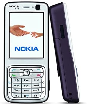 Nokia N73 6,1 cm (2.4