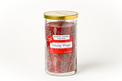 - Yankee Candle Limited Edition 12 Oz Simply Home