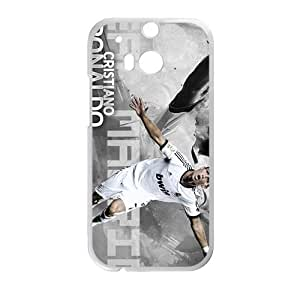 Cristiano Ronaldo Bestselling Hot Seller High Quality Case Cove Hard Case For HTC M8