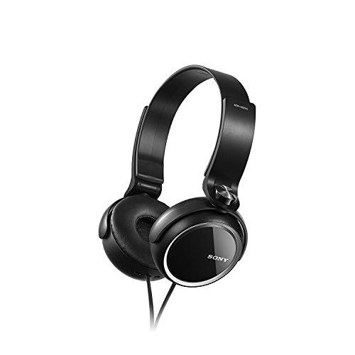 Sony MDR XB250 Extra Headphones Black