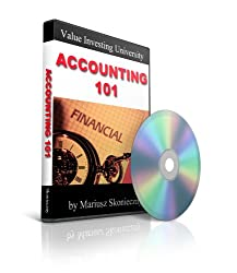 Accounting 101: Value Investing University DVD Collection, DVD Number 6 from Investment Publishing