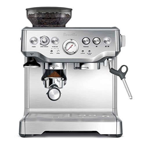 Breville the Barista Express BES870XL PID Semi-Automatic Espresso Machine w/Dose Control Grinding