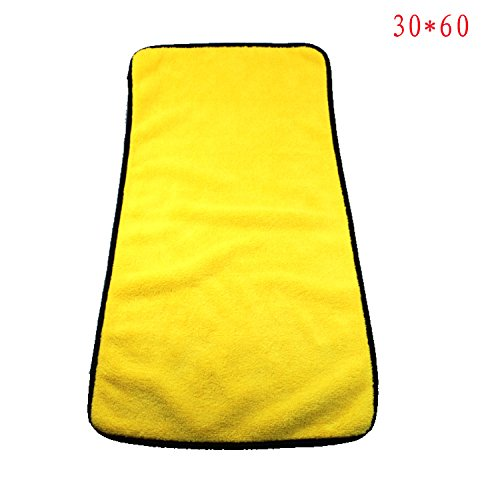 EDTara Car Wash Towel Super Absorbent Soft Car Cleaning Dryi