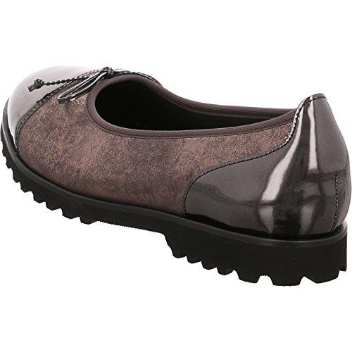 Gabor Shoes Gabor Jollys, Bailarinas para Mujer gris oscuro