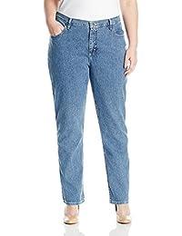 Women's Plus Size Joanna Classic 5 Pocket Jean,