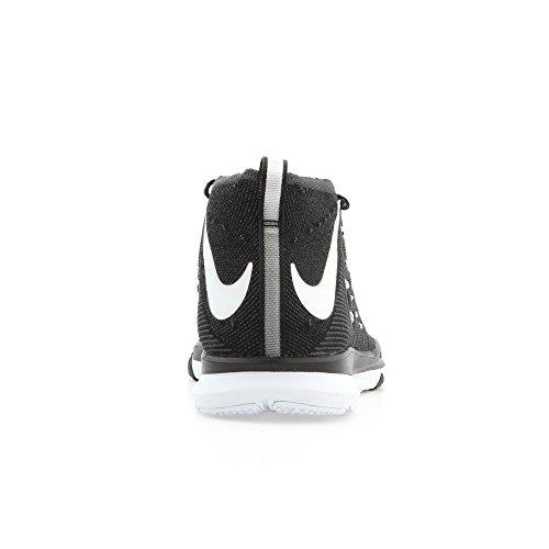 Nike Ultrafast De foncé Noir Flyknit Randonnée Chaussures Train Gris Blanc Homme wrqRI5q