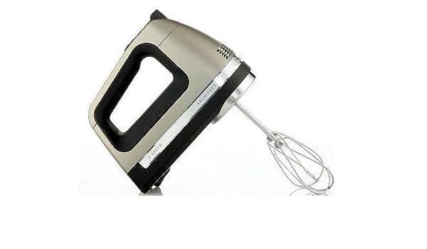 White Kitchenaid Khm7210wh 7 Speed Hand Mixer Kitchen Dining Mixers