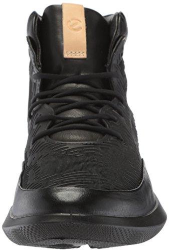 Ecco Signore Scinapse Alta Nero Sneaker (nero / Nero)