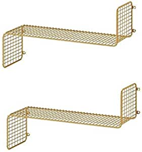 IKEA SVENSHULT - Estantería de pared (60 x 20 cm, 2 ...
