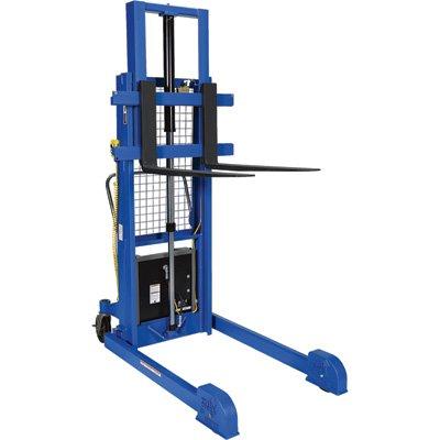 Vestil Pallet Master Pallet Server - 12V DC Power, 1,200-Lb. Capacity, Model# LL-PMPS-50-DC