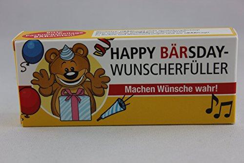BärenBande OBÄRarzt Traubenzucker Happy BÄRsday-Wunscherfüller