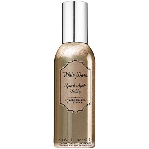White Barn Bath and Body Works Room Spray Metallic Edition (Spice Apple Toddy)