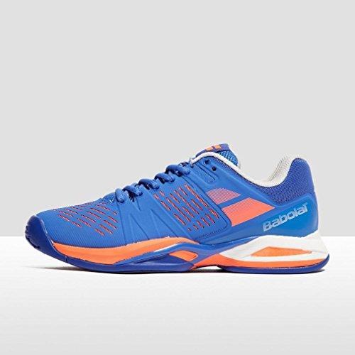 Babolat Nuevo Propulse Team All- Corte Mujer Tenis Deportes, Azul, 40.5