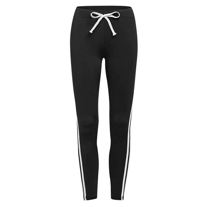 Worsworthy Pantalones Casual Mujer Pantalones Chandal Mujer ...