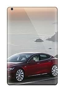 Hot 4794164I66334494 Ipad Mini Case, Premium Protective Case With Awesome Look - Tesla Model S 17