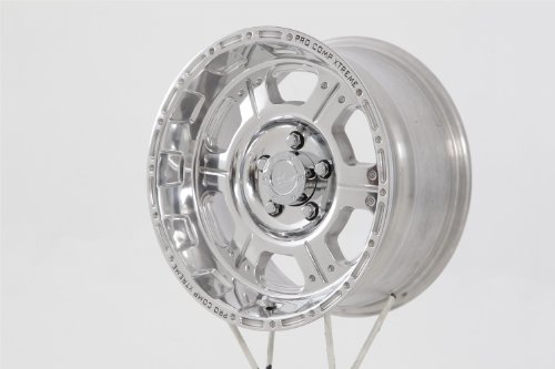 Pro Comp Alloys Series 89 Wheel with Polished Finish (17×8″/5×139.7mm)