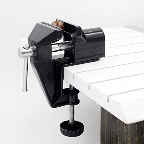 [해외]Mini Table Vise Aluminium Alloy Bench Swivel Lock Clamp Vice Craft Jewelry Hobby Vice For Craft Model / Mini Table Vise Aluminium Alloy Bench Swivel Lock Clamp Vice Craft Jewelry Hobby Vice For Craft Model