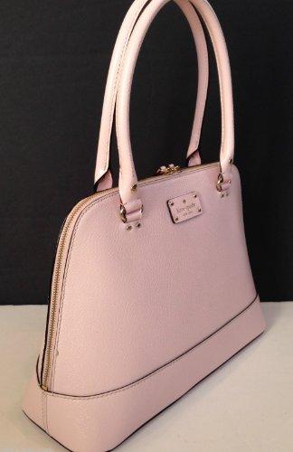 e3998e1c3f51 Amazon.com  Kate Spade Wellesley Rachelle Handbag Ballet Slipper Pink  Leather  Shoes