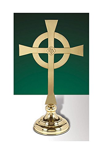 Celtic Altar Cross 22