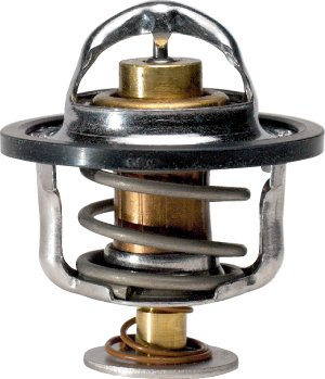 Stant 45899 SuperStat Thermostat - 195 Degrees Fahrenheit (2006 Pontiac Torrent Thermostat)