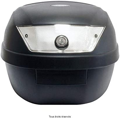 KS28N Bauletto per moto Top Case 28L nero opaco