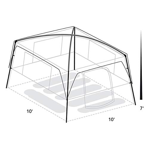 Eureka Copper Canyon 6 -Person Tent