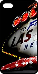 Welcome To Fabulous Las Vegas Gambling Casino Tinted pc Case for Apple iPhone 5 or iPhone 5s