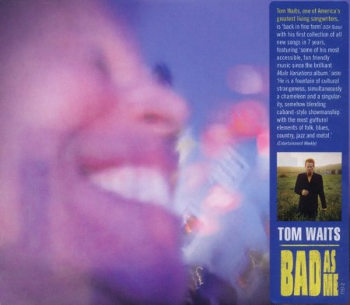 Tom Waits: Bad As Me (Audio CD)