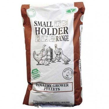 Allen & Page Small Holder Range Poultry Grower Pellets 5kg