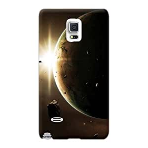 Samsung Galaxy Note 4 RQS2762XxsC Custom HD Space Series Excellent Cell-phone Hard Covers -MarcClements