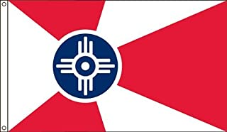 product image for Wichita 3x5ft Nylon Flag