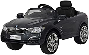 Best Ride On Cars BMW 4 Series 12V, Grey
