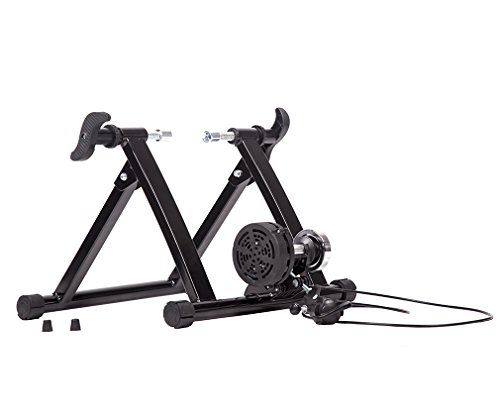 Best Steel Road Bike - FDW Magnet Steel Bike Bicycle Indoor Exercise Trainer Stand