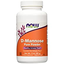 NOW D-Mannose Powder,3-Ounce