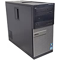 Dell OptiPlex 790 MiniTower PC - Intel Core i5-2400 3.1GHz 8GB 250GB DVDRW Windows 10 Pro (Certified Refurbished)