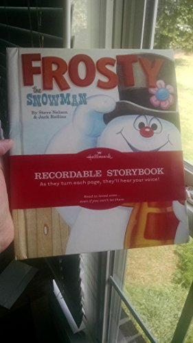 Frosty the Snowman (Hallmark Recordable Book) ()