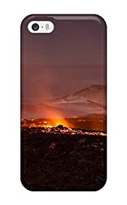 Faddish Phone Volcano Case For Iphone 5/5s / Perfect Case Cover