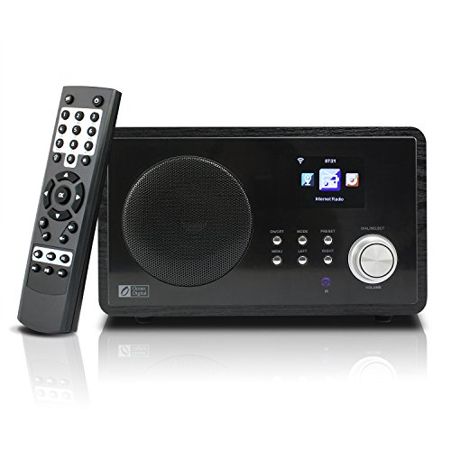 wifi internet radio with cd player. Black Bedroom Furniture Sets. Home Design Ideas