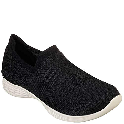 Skechers Women's You Define Allegra Slip Ons Black 6.5 B(M) US