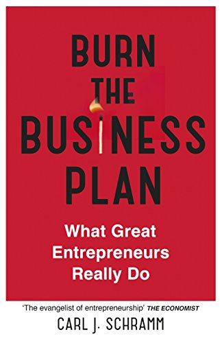 amazon com burn the business plan what great entrepreneurs really