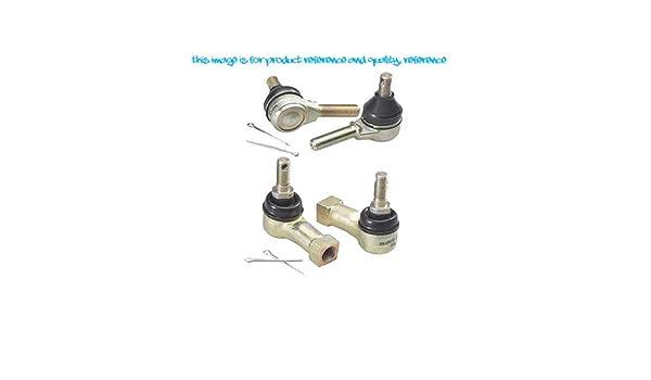 YFM450 All Balls 52-1032 Upgrade Tie Rod End Kit for Yamaha YFM400