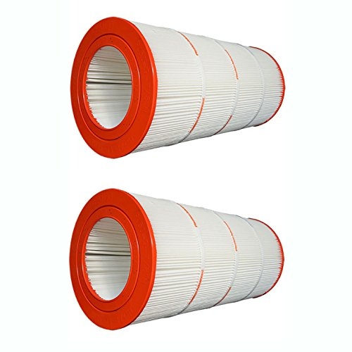 Pleatco Advanced PJ100 Replacement Filter Cartridge for Jacuzzi (2 Pack)