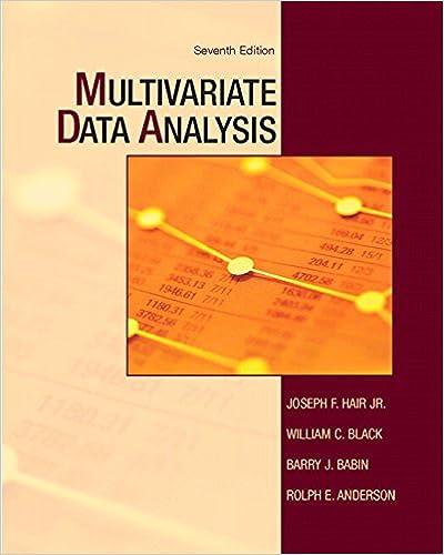 amazon com multivariate data analysis ebook joseph hair rolph