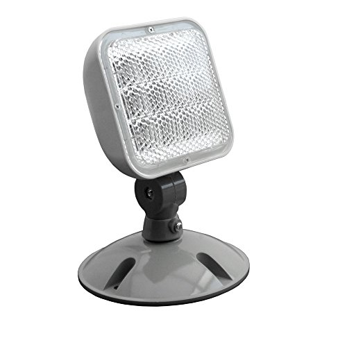 NICOR Lighting Wet Location Emergency LED Remote Head Fixture (ERL3-10)