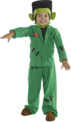 [Monster Child Costume Size Toddler (3-4)] (Boys Frankenstein Costumes)
