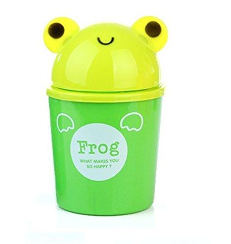 frog trash can - 4