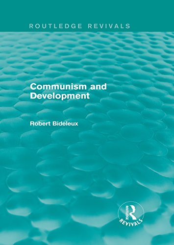 Download Communism and Development (Routledge Revivals) Pdf